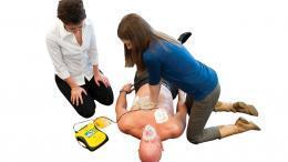 AED defibrillátor