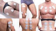 izomstimuláció, a helyes elektróda pozíció