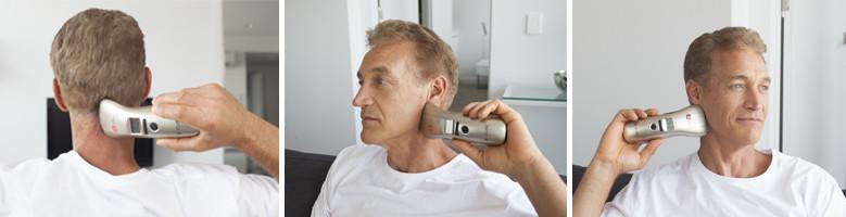 lágylézer kezelés nyak kezelési pontok