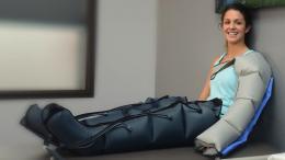 kompressziós szkafander izomregeneráció javításra