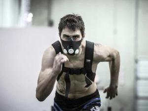 légzőizom edzés légzőmaszkkal