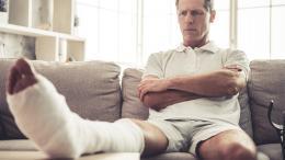 az immobilizáció kedvezőtlen hatást gyakorlol a testre