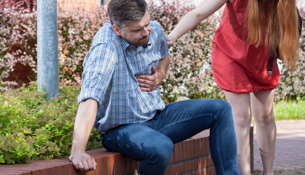 Mi jelzi a fájdalmat a férfiaknál?
